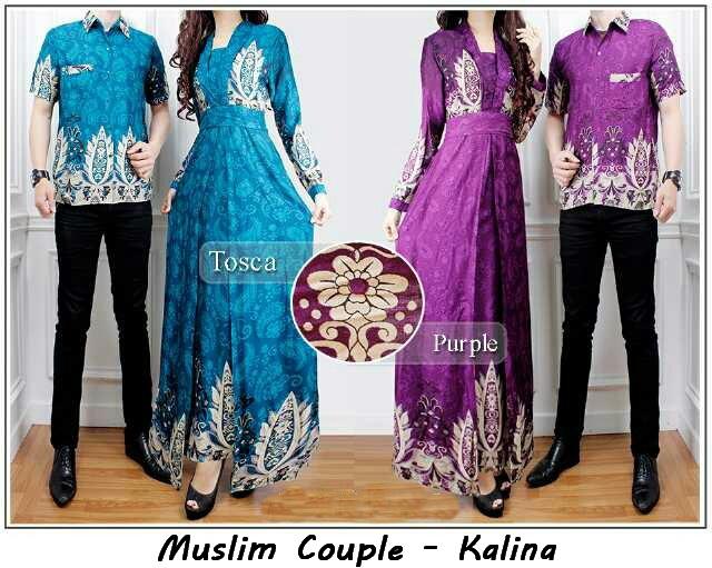 Muslim Couple kalina